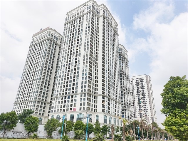 Hà Nội market has lower new condo supply but higher sold units in Q3