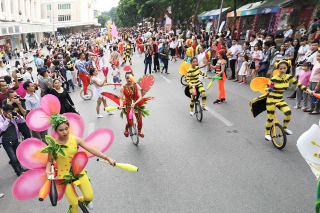 Hà Nội strives to become smart and creative city