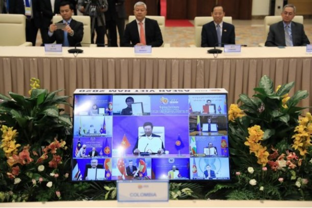 Colombia Cuba South Africa join Treaty of Amity and Cooperation in Southeast Asia
