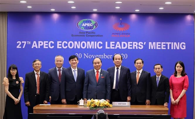APEC Economic Leaders Meeting set vision for 2040