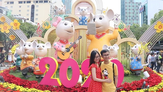 Việt Nam welcomes 1.99 million international visitors in January