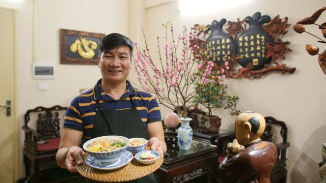 Young chef preserves traditional Hà Nội cuisine
