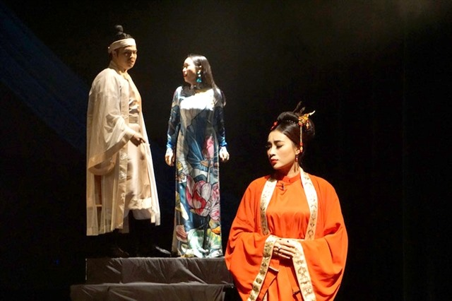 HCM City drama troupes eye more musical productions