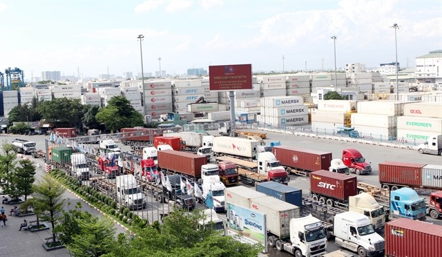 HCM City considers evening transport of goods to reduce traffic jams