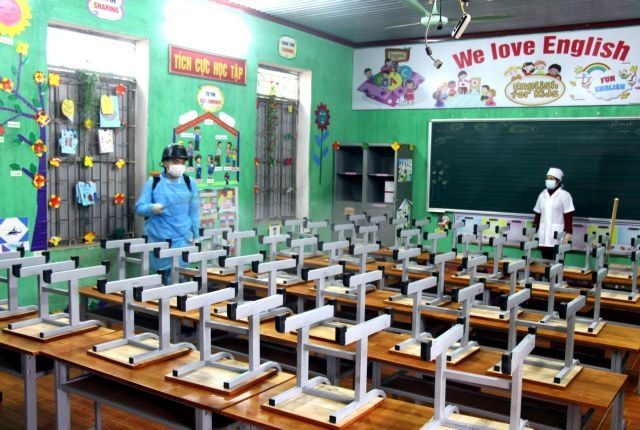 Schools closed for another week in Hà Nội