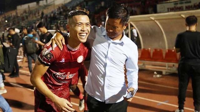 HCM CityFootball Clubready for V-League 1 season:Nguyễn Công Thành