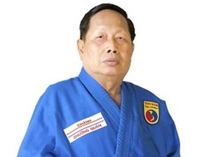 Grandmaster Chiếu passes away after spectacular vovinam life