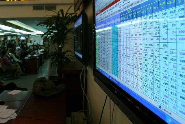 VN stocks bounce but risks still exist