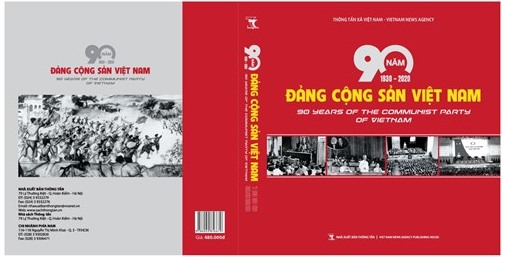 Photo book about Communist Party of Việt Nam released