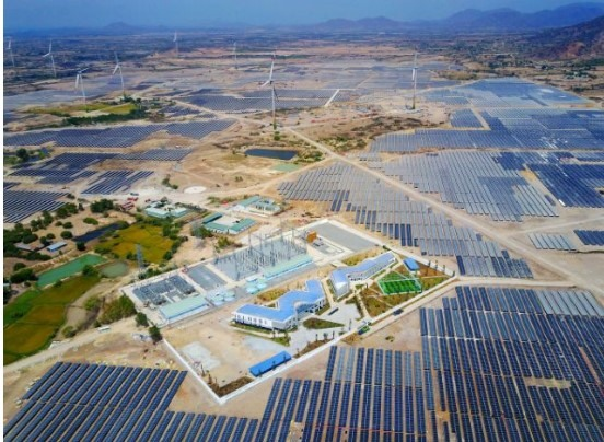 Ninh Thuận to get Southeast Asias largest solar power plan