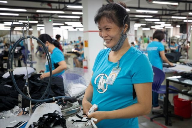 Gender-friendly corporate policy helps ensure stable workforce and development