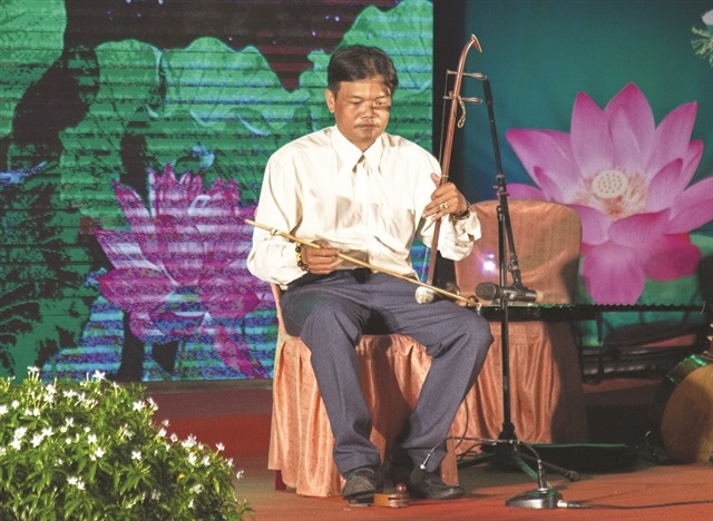 HTV Cultural House launch programme to promote tài tử music