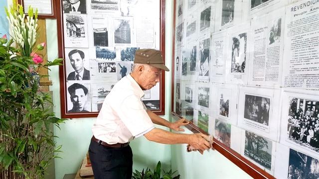 Farmer huge fan of the late President