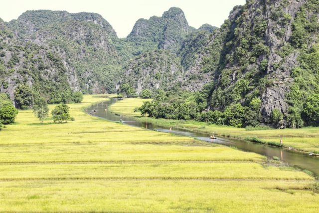 With pandemic under control Ninh Bình opens arms to tourists