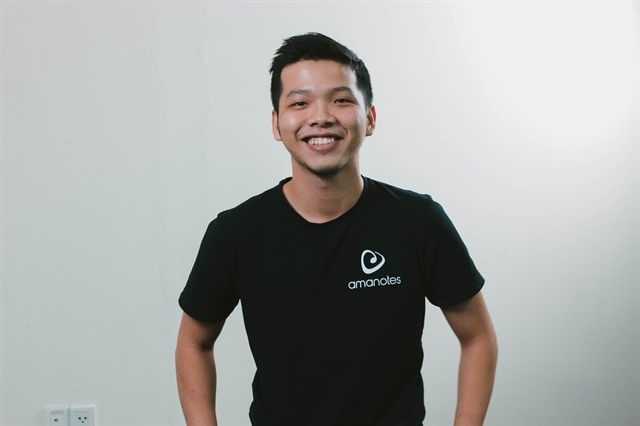 Young Vietnamese mans game-app startup ranked in top 15 in the US