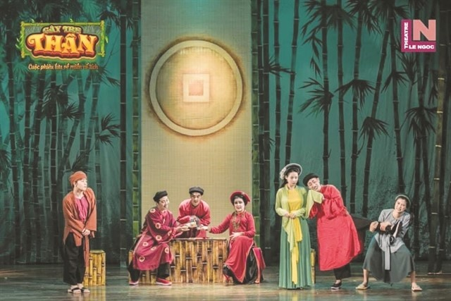 Drama troupe offers new shows in Hà Nội style