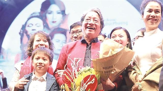 Live concert to honour composer Phó Đức Phương