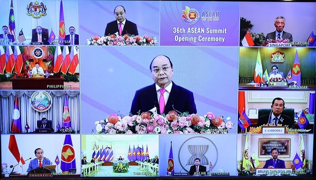 Greater unity needed to confront pandemic: ASEAN summit opening