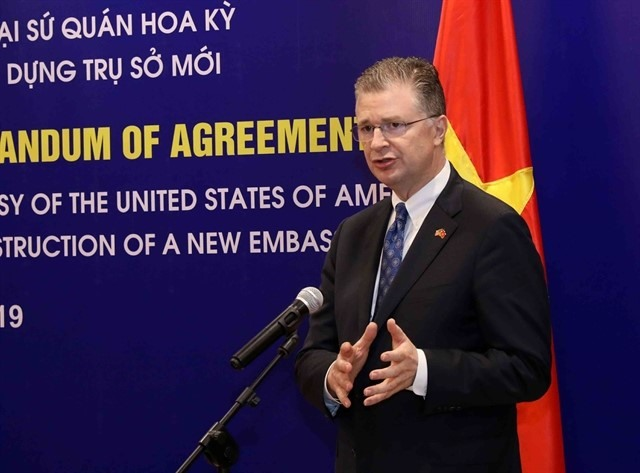 US and Việt Nam now can call each other friends: US Ambassador