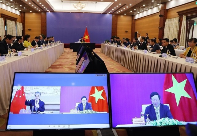 Việt Nam asks for better sea dispute management enhanced trade cooperation with China