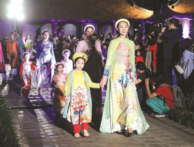 National dress deserving of UNESCO recognition