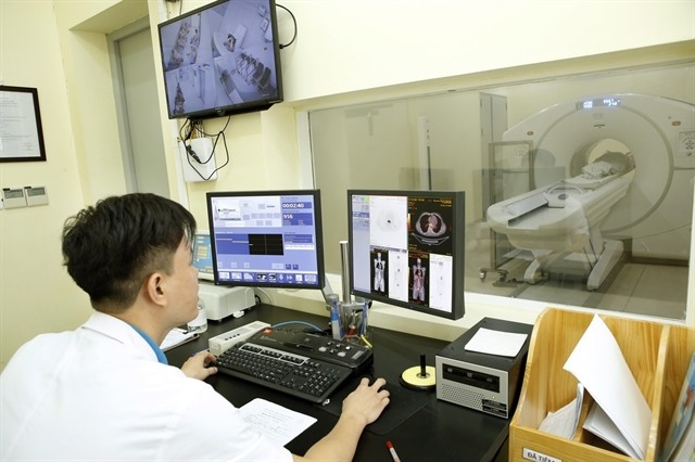 Cancer the second leading cause of death in Việt Nam