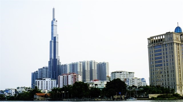 HCM City aims to become regional financial centre