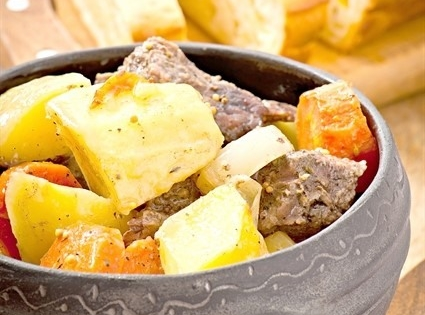 Braised Beef Ribs with French Wine