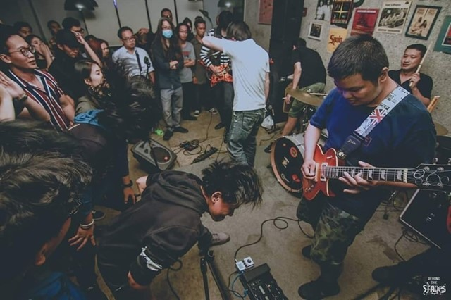 Rock and rap: alive and well in Việt Nam