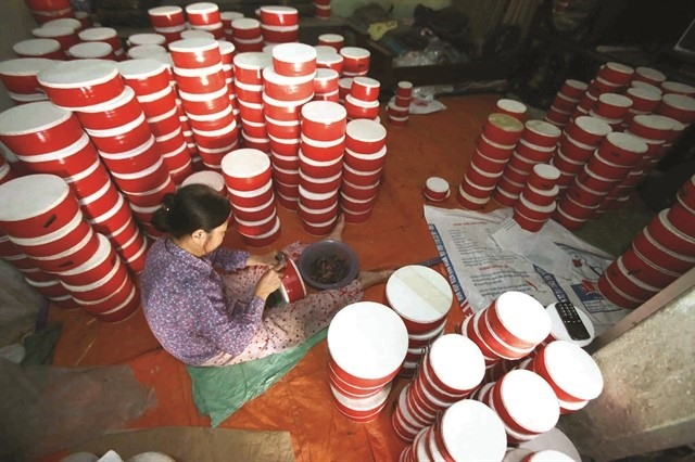 Artisans gear up for Mid-Autumn Festival