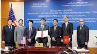Việt Nam West Virginia bolster bilateral co-operation