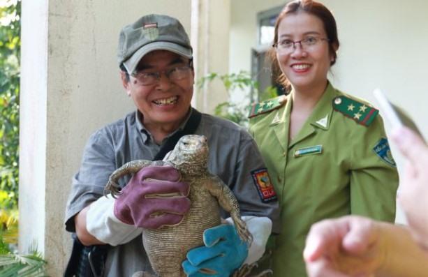 Wildlife violations reduced in Huế Quảng Nam and Đà Nẵng
