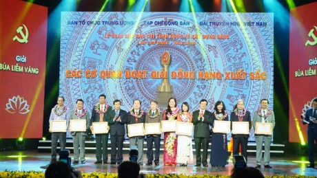 Journalism contest highlights Party-building work