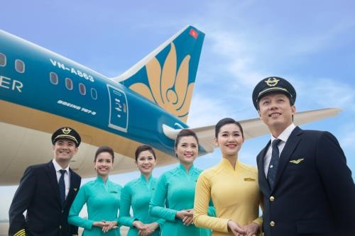 VN Airlines achieves 2016 business targets