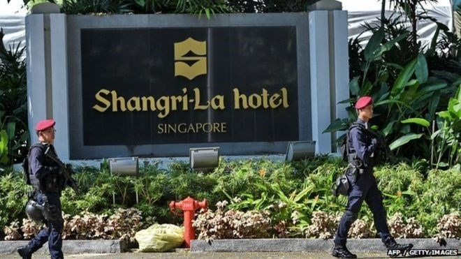 Shangri-La Dialogue promotes regional links to deal with security challenges