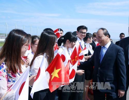 Prime Minister begins Japan visit to strengthen ties