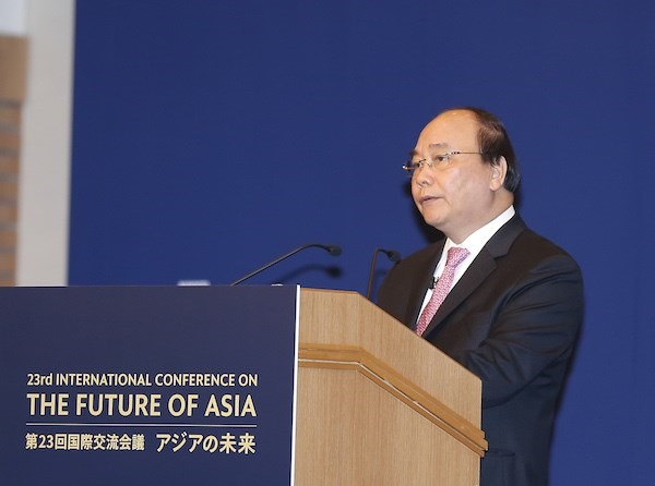Asia has crucial role to play in globalisation: PM Phúc