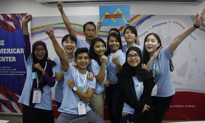 ASEAN youths band for regional economic progress