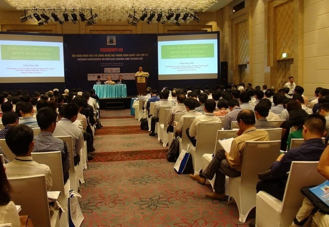 Conference on nuclear science tech opens