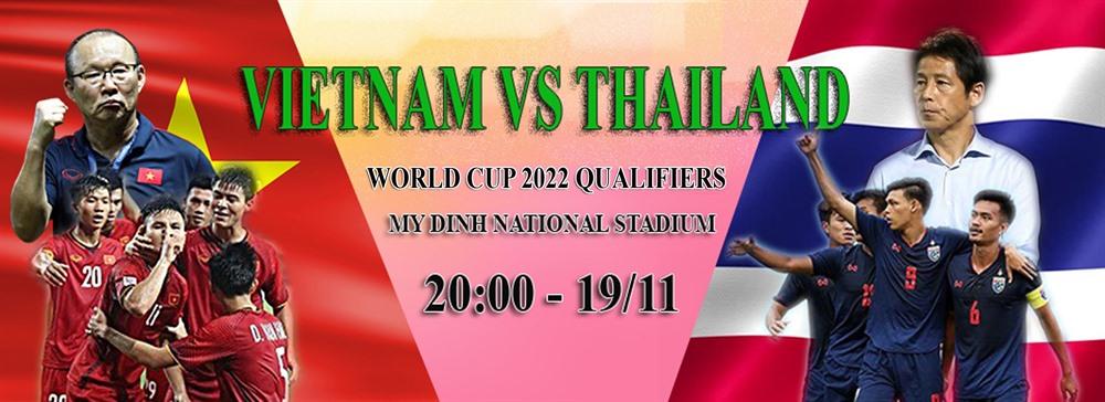 World Cup qualifiers live blog: Viet Nam-Thailand