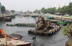 HCM City to eliminate 10 flood spots