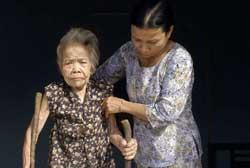 Ageing population needs more nursing care