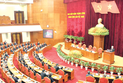 Party Committee reaches high accord on big issues
