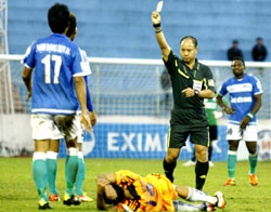 Referee to rule in Thai Cup
