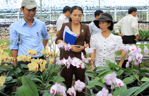 City agricultural park leads the way