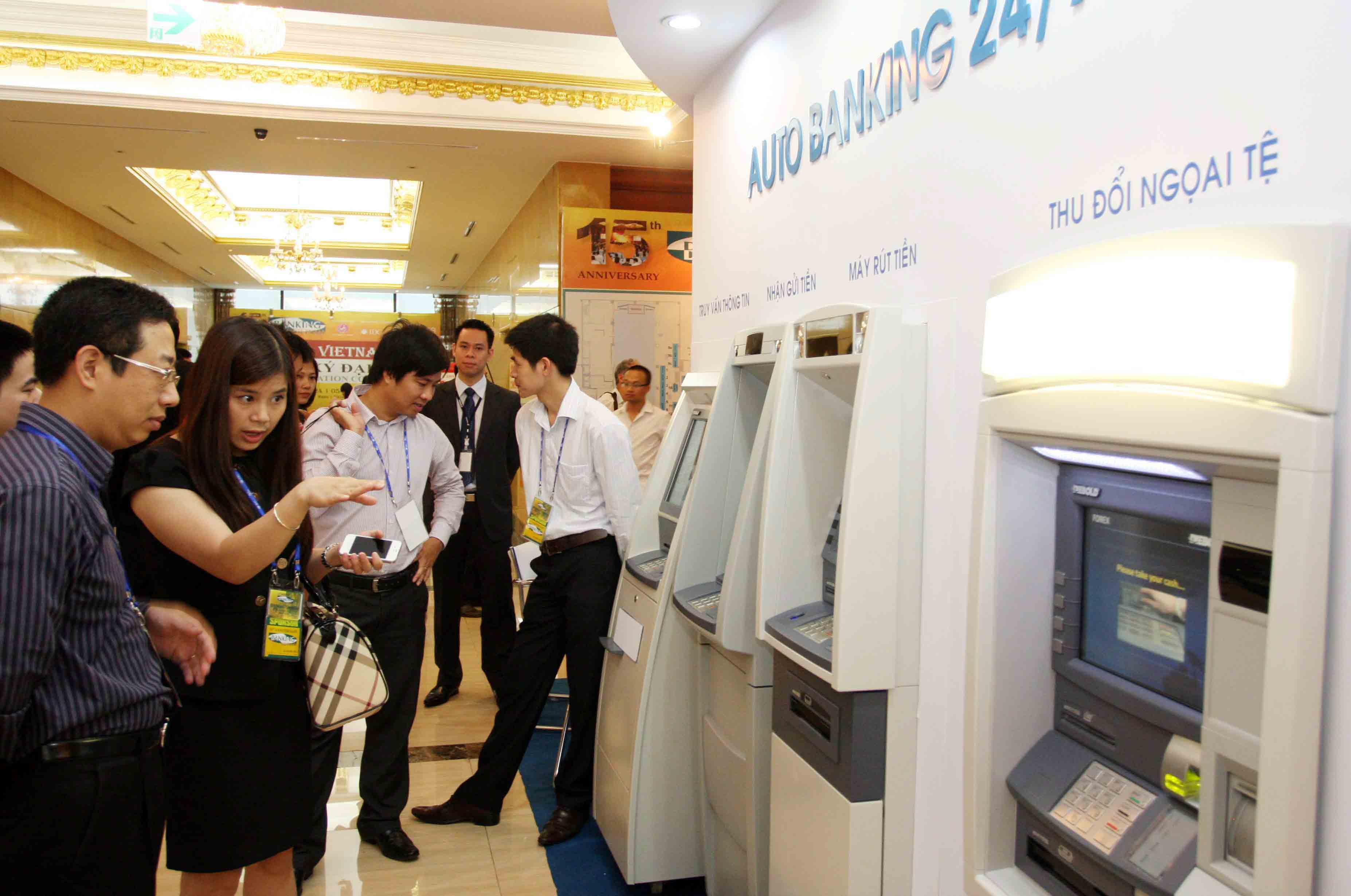 IT crucial to developing nations banking sector