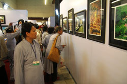Buddhist Cultural Week opens in Vinh