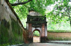 Bo Da Pagoda preserves sacred Buddhist treasures