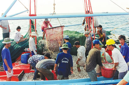 Offshore fishing goes online in Phu Yen