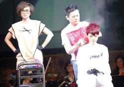 Ten top stylists to wield shears in Ha Noi